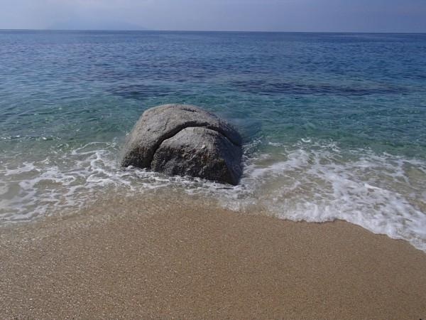 屋久島の海岸