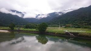 永田の風景